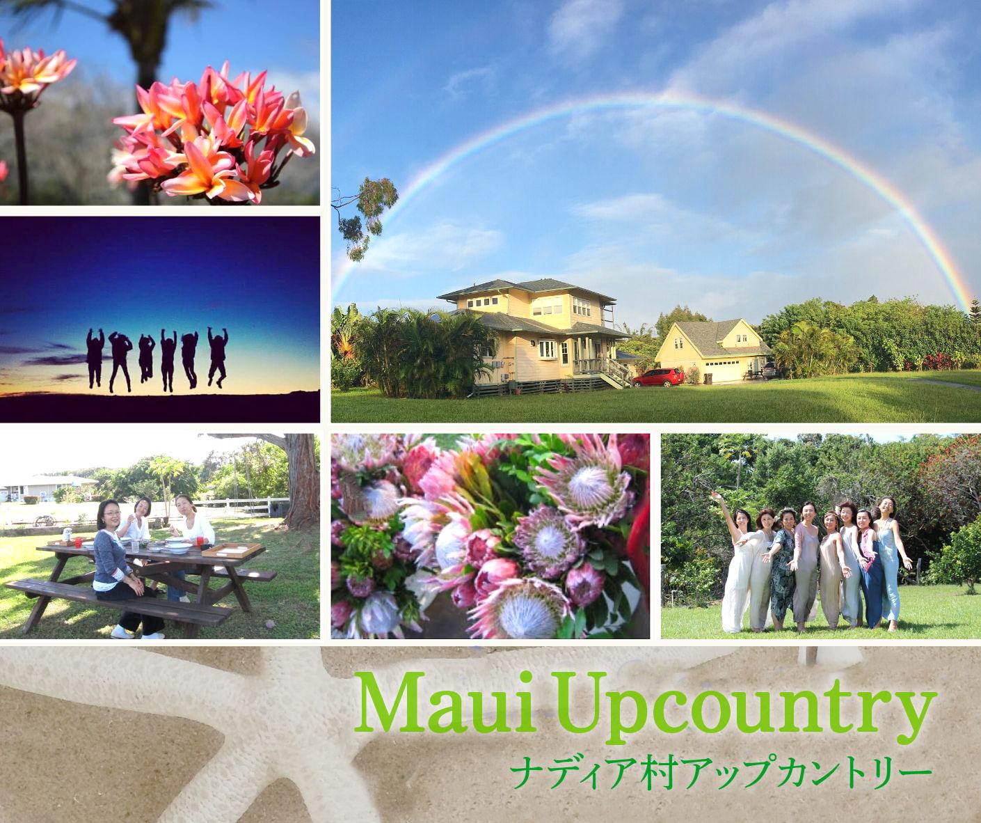 ハワイ ナディア村 アップカントリー